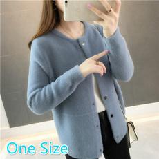 Women Sweater, velvet, Winter, pullover sweater