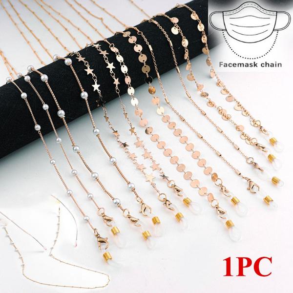 Necklace, maskchain, Necks, Chain