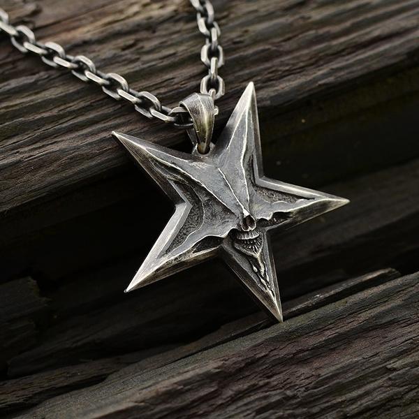 Party Necklace, Goth, Necklaces Pendants, punk necklace