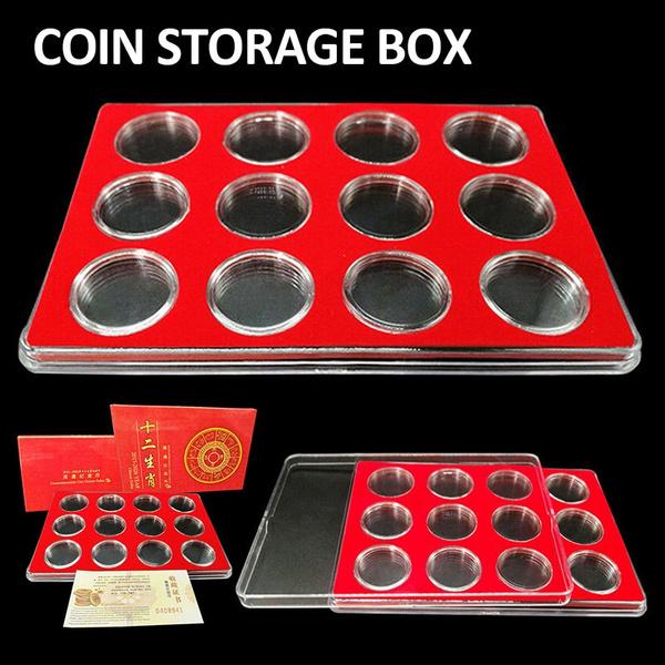 Storage Box, Box, coinsdisplaycase, coinholder