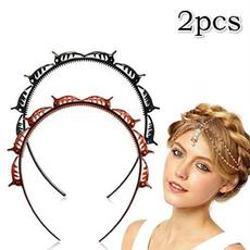 girlshairband, hairstyle, Head Bands, Tool