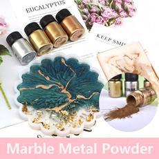 resineepoxy, Jewelry, gold, Glitter