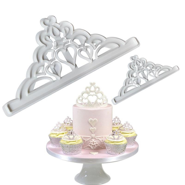 crowncaketopper, crownmould, crown, Princess