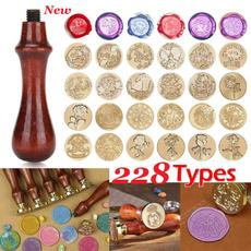 waxseal, waxsealstamp, lacquerwax, handicraft