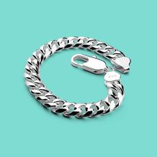 Sterling, Silver Bracelet, Fashion, Jewelry