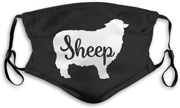 Sheep, silhouette, Health Care, Masks
