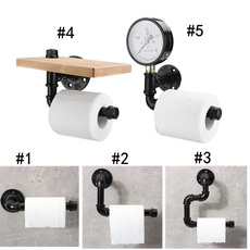 toiletpaperholder, toilettissueholder, wallmounted, rollpaperholder