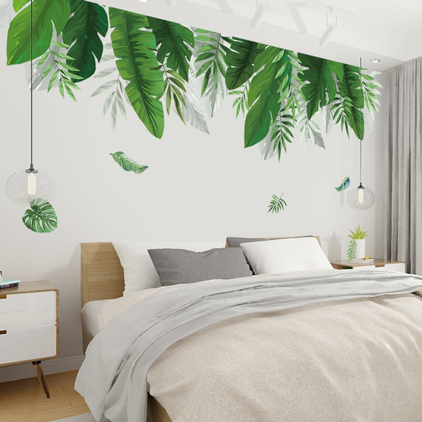 leaves, Bathroom, Fashion, Home Decor