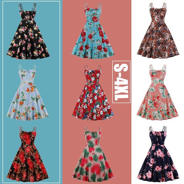Swing dress, Vest, Vintage, Elegant