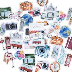 diaryalbumdecoration, travelaroundtheworld, Classics, Travel