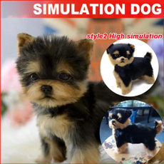 simulationdog, puppy, toydog, simulationanimal