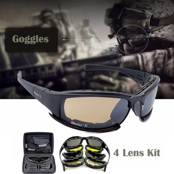 Outdoor, Sports Glasses, Goggles, Lens