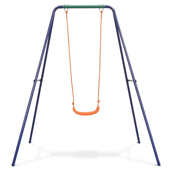 Steel, swingframe, Metal, Children