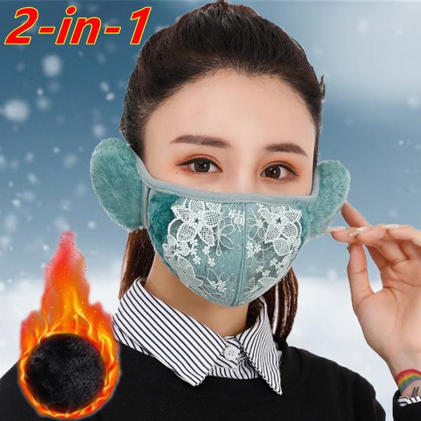 winter fashion, Fashion, Winter, plushmask