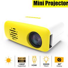 projetor4k, Mini, Theater, projector