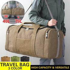 canvasovernightbag, dufflebag, Bags, tear