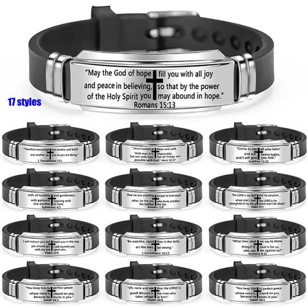 Steel, Fashion, Wristbands, unisex