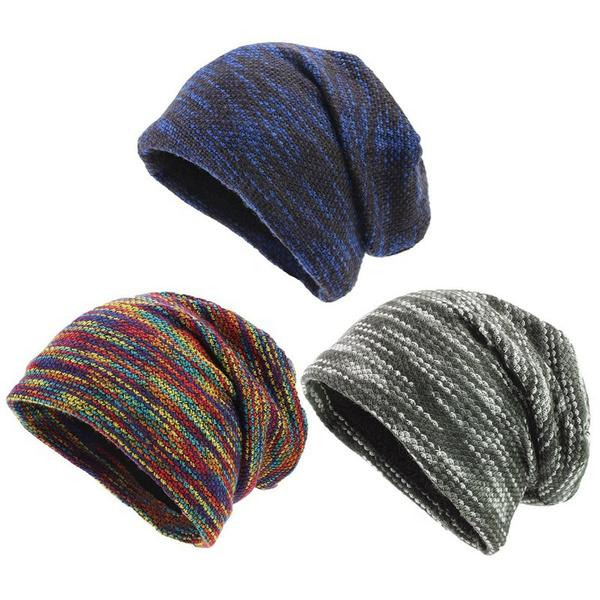Warm Hat, Fashion, Knitting, unisex