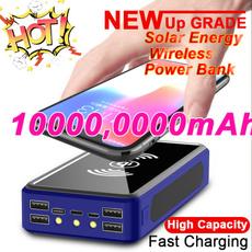 Battery Pack, led, Solar, Powerbank