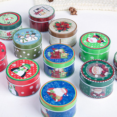 candybox, Container, Christmas, Food