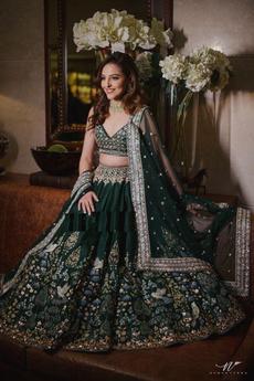bridallehenga, lehenga, Dresses, indianlehenga