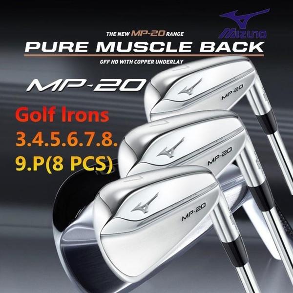 Steel, golfclub, Golf, Iron