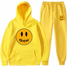 卫衣, 套装, hooded, Justin