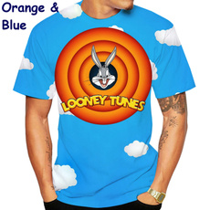 Funny, Fashion, Shirt, bugsbunny