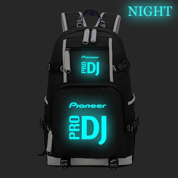 Dj, largecapacitybackpack, Outdoor, Computer Bag