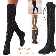 Fashion Accessory, chainshoe, long boots, Boots