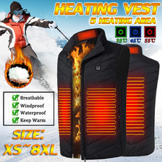 Vest, Outdoor, Winter, camping
