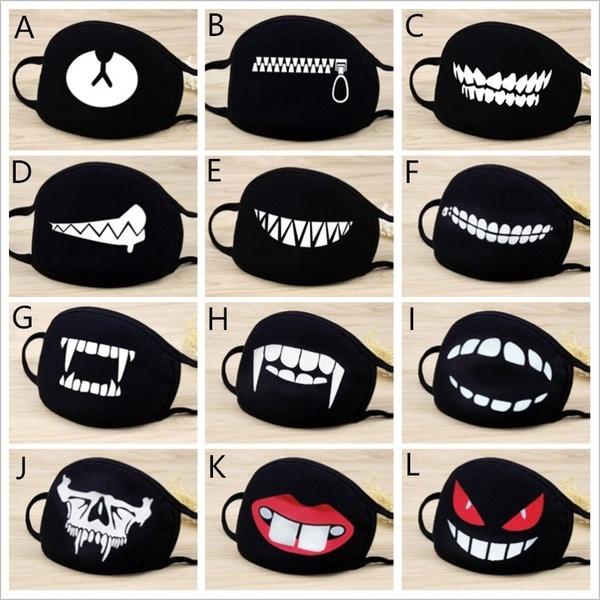 K-Pop, cute, unisex, Masks
