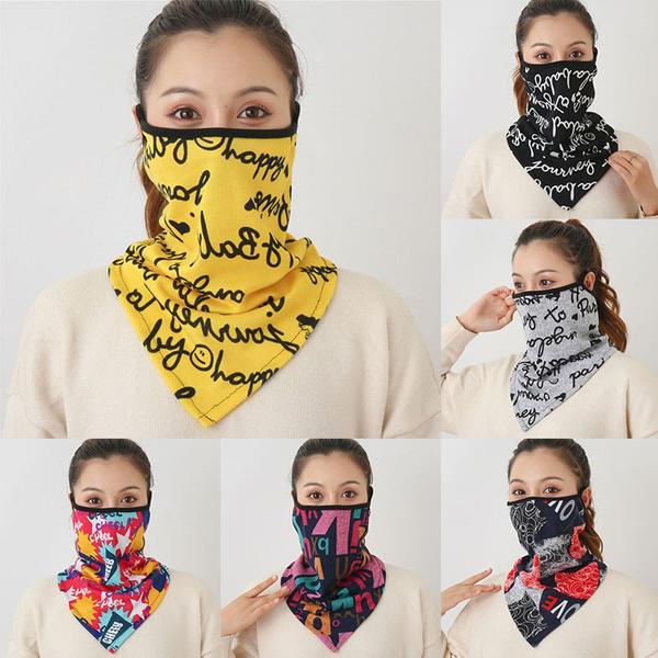 Fashion, Winter, Spring, Masks