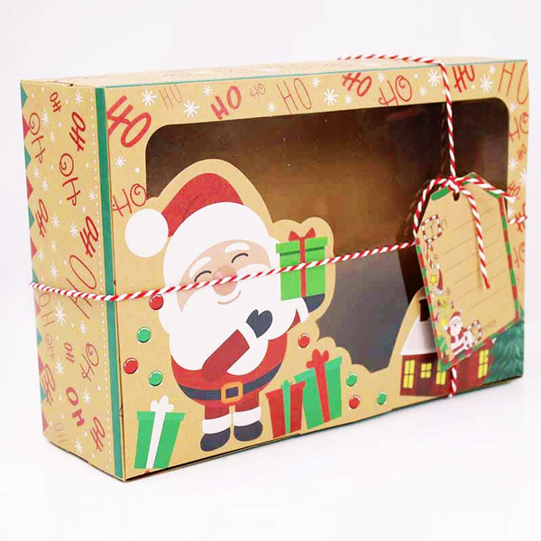 Box, candybox, Christmas, Gifts