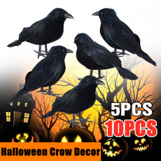 birdscarer, shootingdecoy, blackcrow, Home & Living