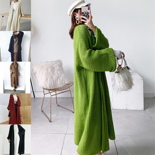 warmcoatsforwomenwinter, Plus Size, sweatercardigan, sweater coat
