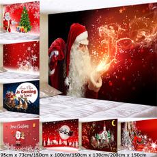 Decor, Wall Art, Christmas, redsantaclau