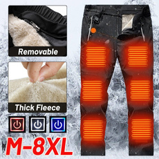 smarthomeclothe, selfheatingpant, trousers, velvet