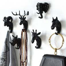Keys, deerstagsheadhook, wallhanger, Home Decor