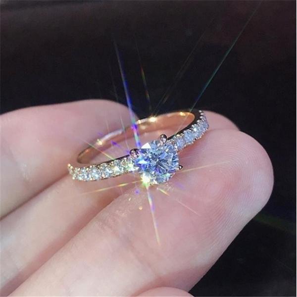 platinum, DIAMOND, wedding ring, gold