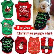 Clothes, cute, pettshirt, puppy