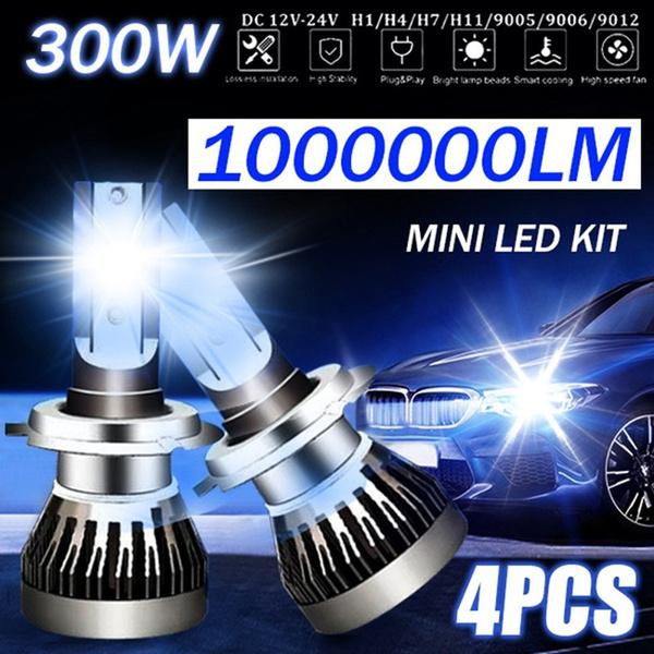 auto lights, led, Waterproof, carheadlight