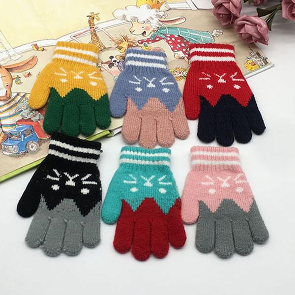 winterwarmglove, cuteglove, Knitting, Winter
