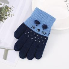 cute, Outdoor, Knitting, Winter
