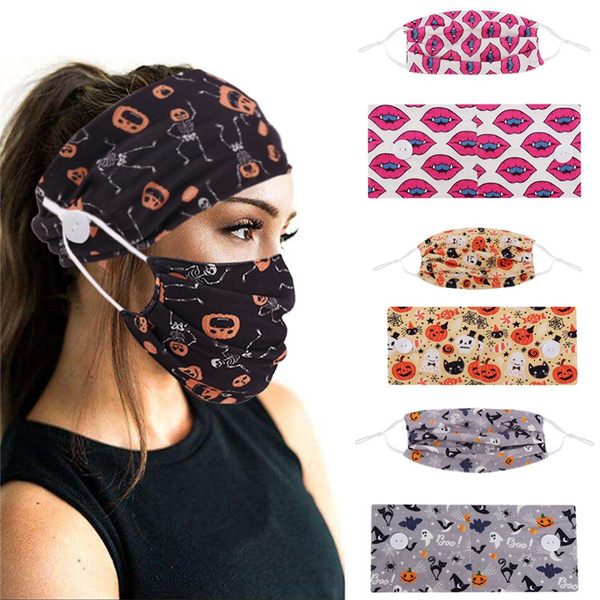 Fashion, Yoga, Fitness, Masks