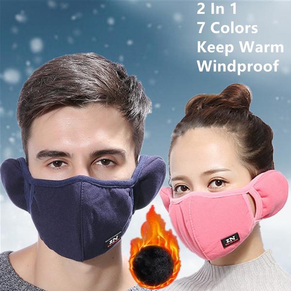 ridingmask, Outdoor, Cotton, Winter