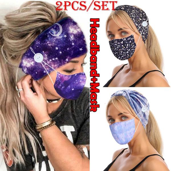 womenheadband, maskturban, Sport, mouthmask