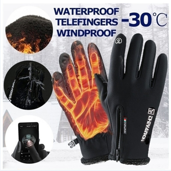 Touch Screen, Outdoor, Winter, touchscreenleather