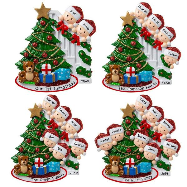christmastreependant, Family, Gifts, familygift