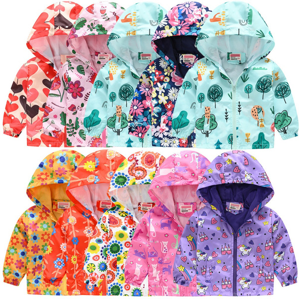 girlscoat, Baby Girl, hooded, Outerwear
